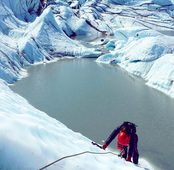 Matanuska Glacier | Alaska | Jozu For Women