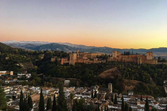 Granada | Jozu For Women | Solo Wander World