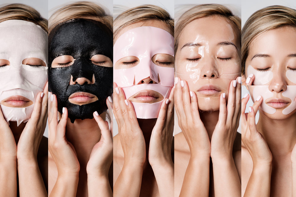 5 Life-Changing Face Masks